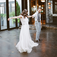 Michelle and James' First Dance