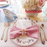 Candy Bow Place Setting