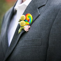 Candy Boutonniere