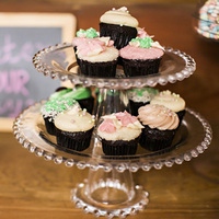 Crystal Sugar Cupcakes