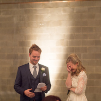 Laughter-Filled Reception