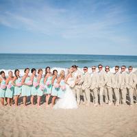 Dana and Craig's Wedding Party