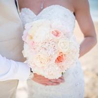 Dana's Bridal Bouquet