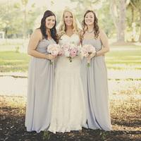 Jessie and her Bridesmaids