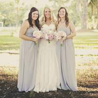 Jessie and her Bridesmaids