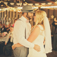 Jessie and Chad's First Dance