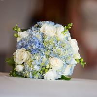 Meg's Bridesmaids' Bouquets