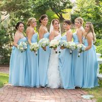Meg and her Bridesmaids