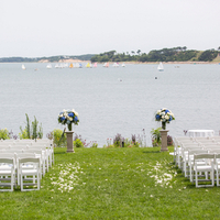 Seaside Cape Cod Ceremony