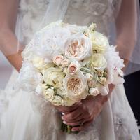 Elise's Bridal Bouquet