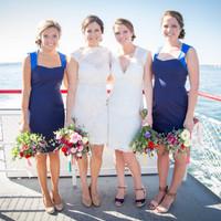 Lindsey and Kim's Bridesmaids
