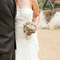 Kelsey's Bridal Bouquet