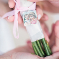 Sentimental Bouquet Charm