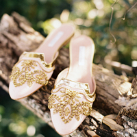 Nicole's Wedding Shoes