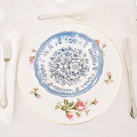 Vintage China Place Settings