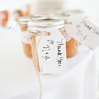 Apple Butter Favors
