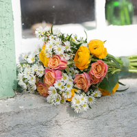 Cammy's Bridal Bouquet