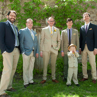 Ben and his Groomsmen