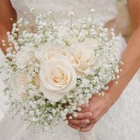 Tish's Bridal Bouquet