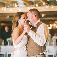Tish and Bryce's First Dance