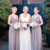 Katie and her Bridesmaids