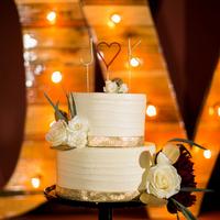 Sparkler Cake Toppers
