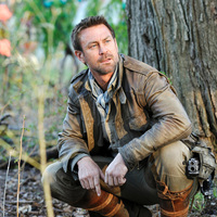 Grant Bowler Jacket Coat in Defiance TV Series