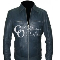 Real Leather Men's Biker Jackets