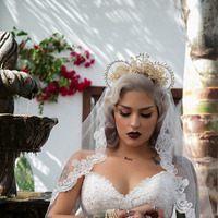 Beauty, Fashion, Makeup, Bride, Bridal