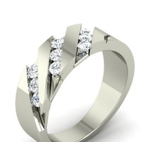 Get the Rohan Wedding Diamond Rings Online