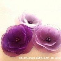 purple, purple clips