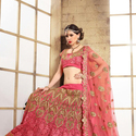 1465986706 thumb photo preview pink designer a line lehenga choli with net material 2001