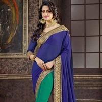 Latest wedding wear Saree Online