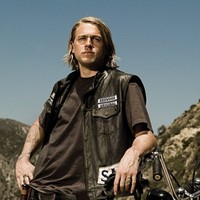 SOA Son Of Anarchy Jax Teller Leather Vest