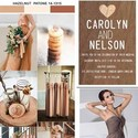 1483683140 thumb hazelnut wedding color inspirations