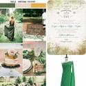 1483683140 thumb kale color wedding inspiration