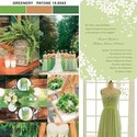 1483683144 thumb wedding inspirations of greenery wedding party
