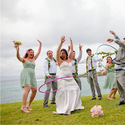 1484654926 thumb fun games to entertain your wedding guests in hawaii