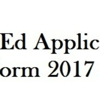 Bed Exam 2017 Application