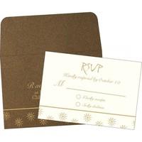 Wedding RSVP Cards   RSVP-1405   123WeddingCards