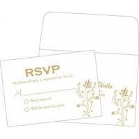 RSVP Invitations | RSVP-1495 | 123WeddingCards